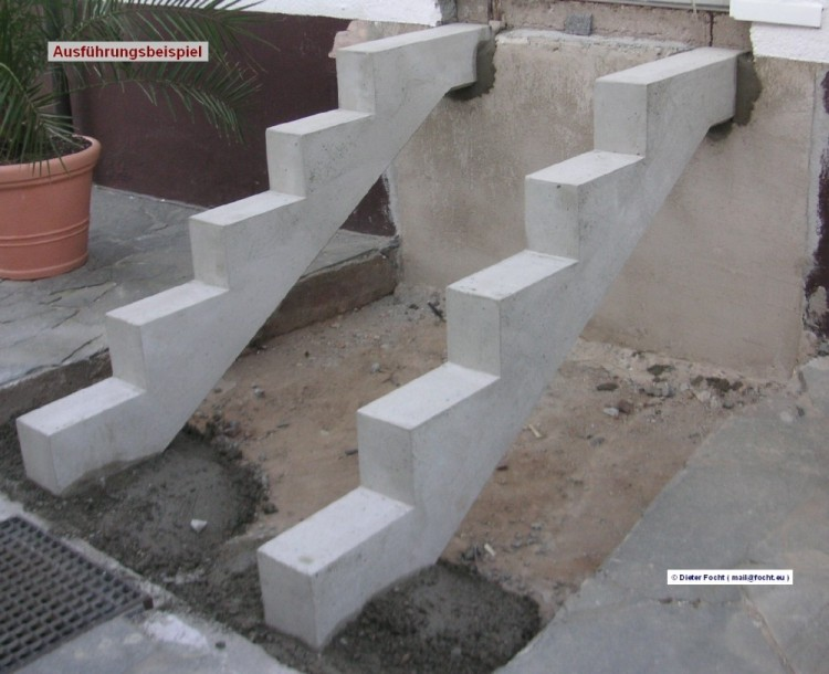 Außentreppe Beton Preis awesome außentreppe beton preis gallery thehammondreport com